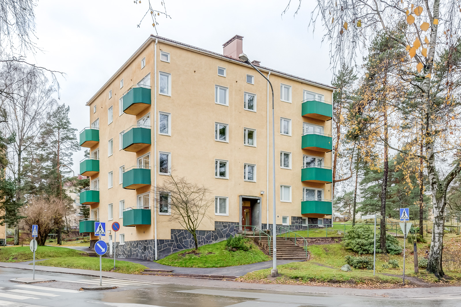 KT 3h Herttoniemi, Helsinki