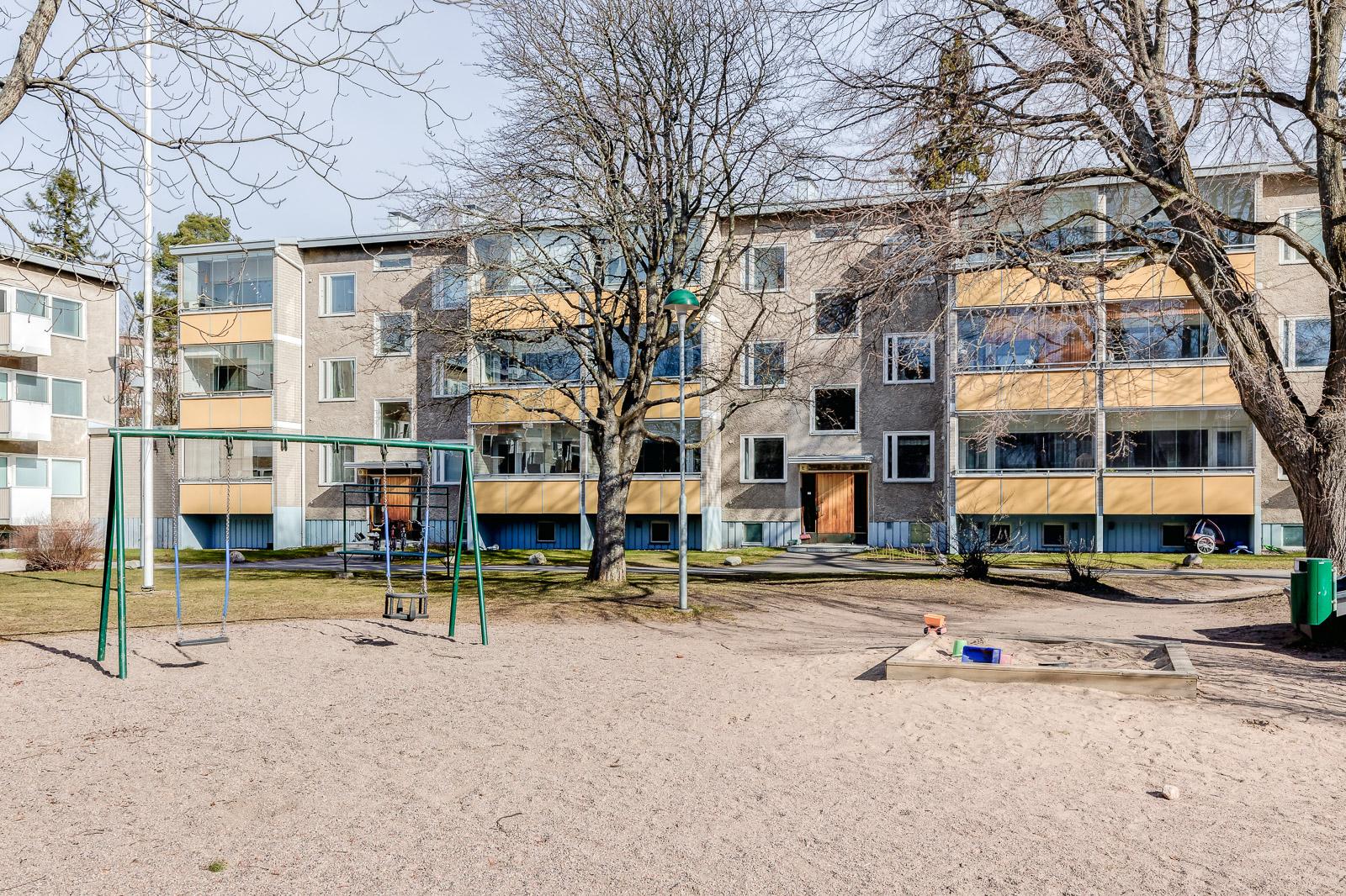 KT 3h Puotila, Helsinki