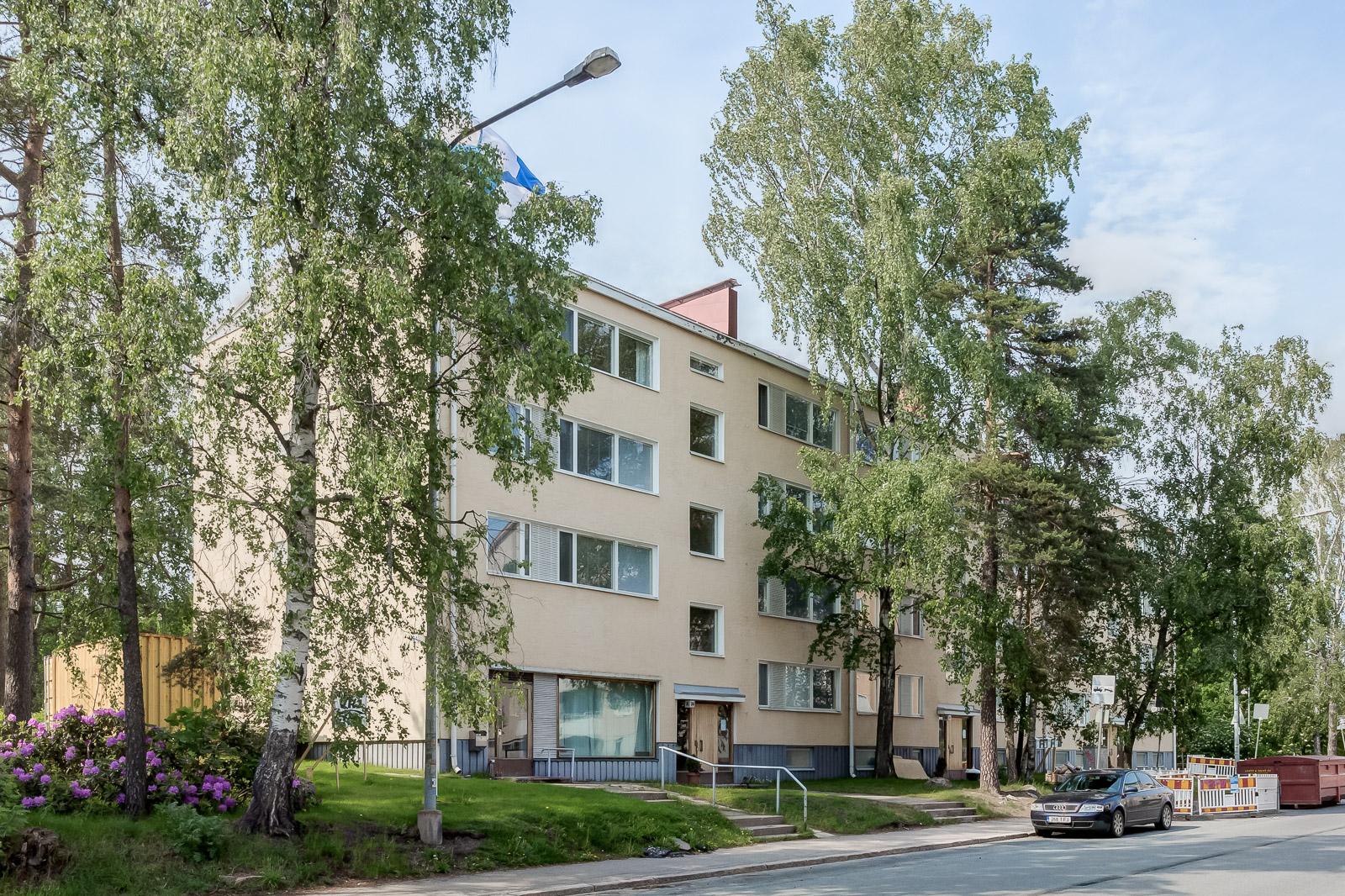 KT 1-2h Herttoniemi, Helsinki