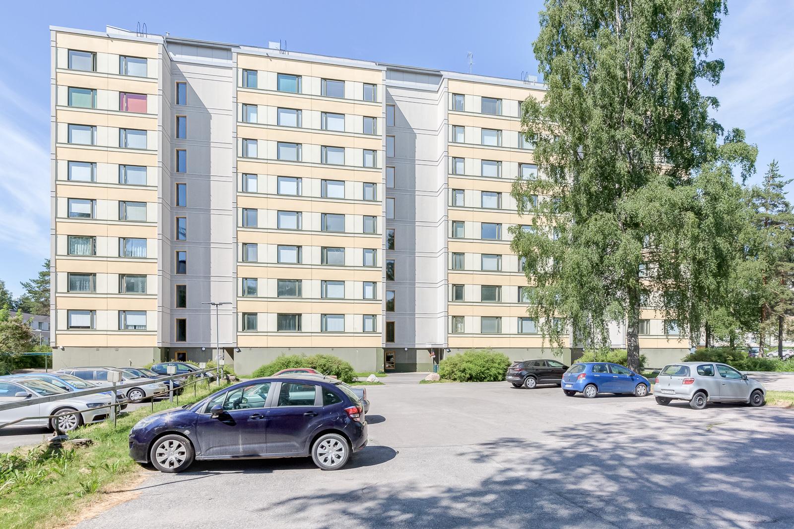 KT 3h Kontula, Helsinki